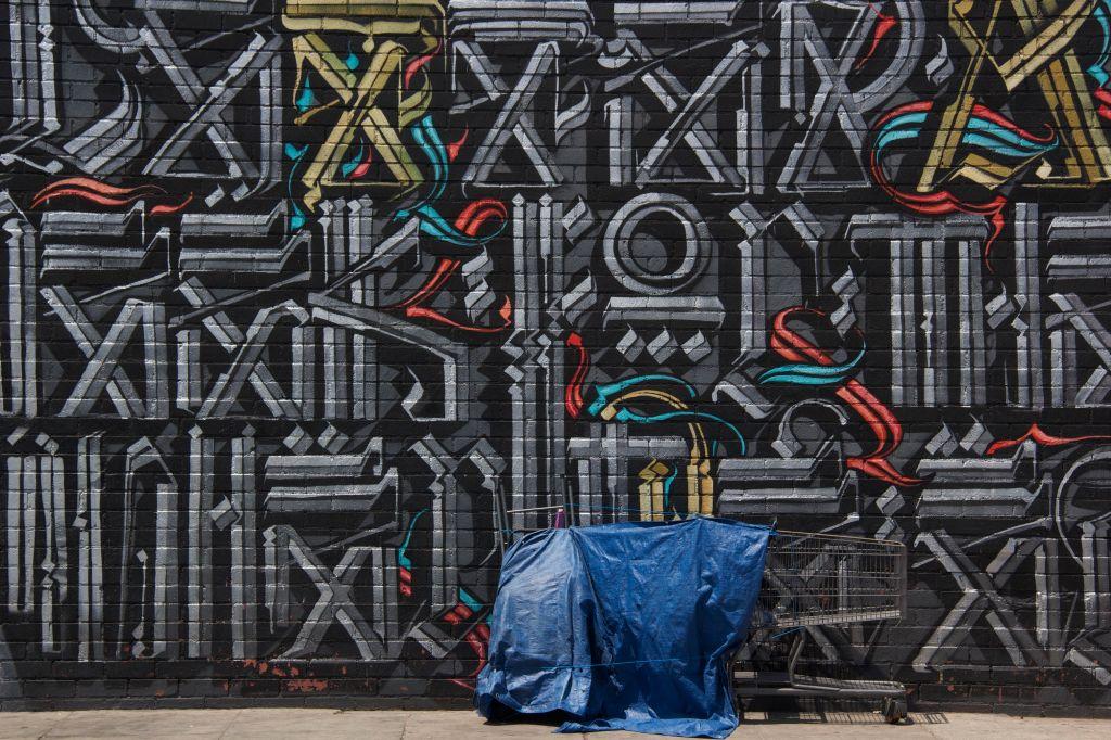 Graffiti Cart